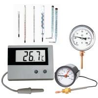 Анемометры-термометры цифровые ИСП-МГ4 (канал измерения температуры)